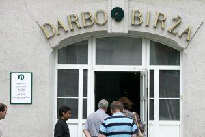 Lietuvos darbo birža: greitėja įdarbinimo procesas, mažėja bedarbių