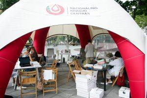 Nacionalinis kraujo centras pasitinka 70-ies metų veiklos sukaktį