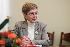 Lietuvos ambasadorei Austrijoje – daugiau pareigų