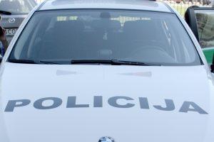 Policijos į ligoninę lydėtas vyras mirė pakeliui