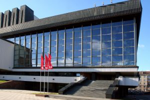 Prokurorai nutraukė tyrimą dėl Operos teatro scenos rekonstrukcijos
