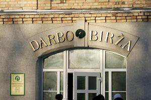 Vyriausybė pritarė Darbo biržos pertvarkai