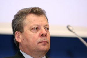 O. Šarmavičius atleidžiamas iš Valstybės tarnybos departamento vadovų