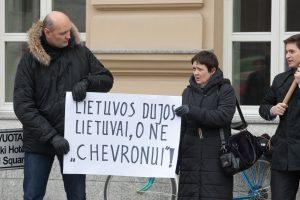 Planas išgauti lietuviškų skalūnų dujų žlugo