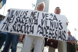 """Buvusių """"Vilnius veža"""" vadovų neveiklumas įmonei kainavo 0,5 mln. eurų"""