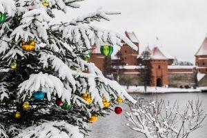 Trakuose sužibs eglė ir prasidės ilgiausios pasaulio Kalėdos