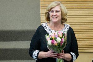 Besitraukianti R. Šalaševičiūtė apskundė Vilniaus universitetinę ligoninę