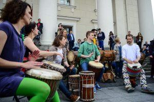 Gatvės muzikos diena Lietuvoje ir užsienyje
