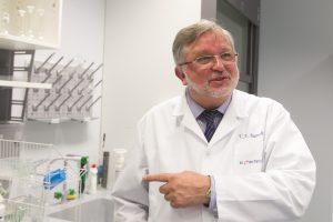 """Naujas V. Bumelio projektas – 200 mln. eurų vertės """"Celltechna"""""""