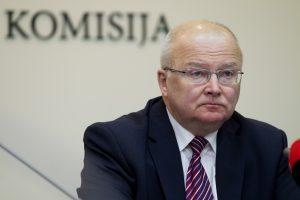 Z. Vaigauskas: atsistatydinimas būtų Lietuvos rinkimų sistemos diskreditavimas