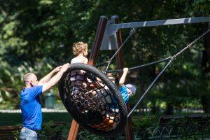Vilniečius kviečia į nemokamus tėvystės įgūdžių lavinimo kursus