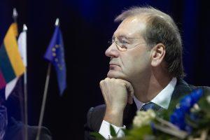 Ką sugalvojo europarlamentaras V. Uspaskichas?