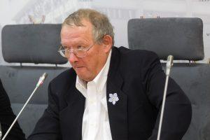 A. Michnikas: Lenkijos ir Lietuvos santykiuose neturi dominuoti istorija