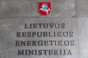 Darbą pradeda energetikos viceministrė L. Sabaitienė