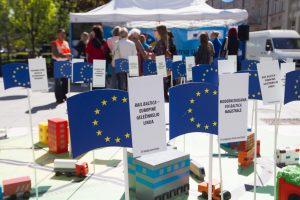 """Europos dieną kviečia pasitikrinti žinias """"Europos egzamine"""""""