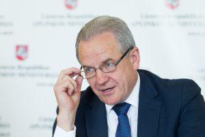 Ministras kietojo kuro perteklių leis saugoti Kazokiškių sąvartyne