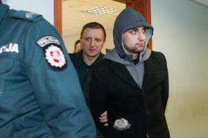 Vaizdo įrašas apie I. Molotkovo pabėgimą su automatu kol kas neviešinamas