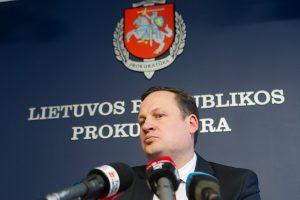 Generalinėje prokuratūroje naujas pareigas pradeda eiti du prokurorai