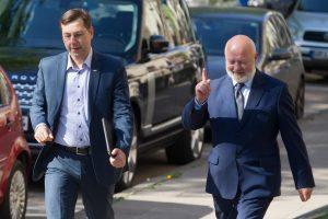 E. Gentvilas apie G. Steponavičių: kyla klausimų, ar buvo pasakyta tiesa