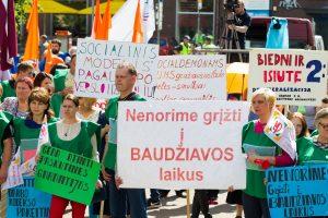 Seimas pritarė naujojo Darbo kodekso pataisoms