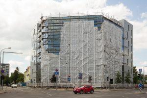 Teismas panaikino statybos leidimą Maskvos namams Vilniuje