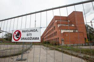 R. Šimašius: leidimą griauti policijos pastatą sustabdėme dėl KPD įsikišimo