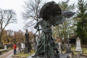 Architektas: kartais kapinės – kaip gera galerija