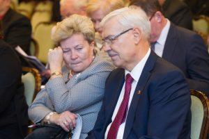 Z. Balčytis: kai kuriems partiečiams gėda, kad jie – socialdemokratai