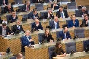 Seimas atmetė konservatorių siūlymą dėl GPM lengvatos gyvybės draudimui