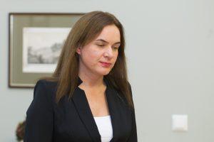 M. Vainiutė: dėl homoseksualų partnerystės bus ieškoma sutarimo su visuomene