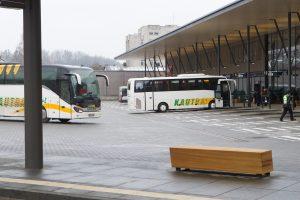 """Nauji """"Kautros"""" autobusai važinės visoje Lietuvoje"""