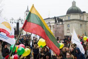 Politikai susirūpino dėl valstybės atkūrimo šimtmečio jubiliejaus