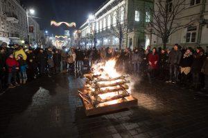 Lietuvos gimtadieniui – atviri renginiai visai tautai