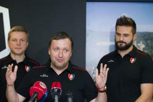 """A. Guoga: per """"Lietuvos rytą"""" vykdoma """"MG Baltic"""" išskaidrinimo kampanija"""
