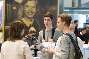 EHU pradeda veikti naujose patalpose Vilniuje