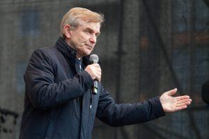 Seimo krizės požymiai aiškūs, tačiau pirmalaikiai rinkimai nerealūs