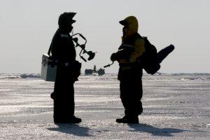 Aplinkosaugininkai įspėja: plonas ledas – didelis pavojus