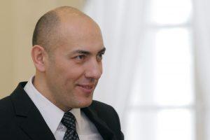 Pritarta K. Kudzmano kandidatūrai į ambasadorius Moldovoje