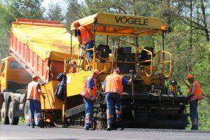 """Dėl """"Via Balticos"""" rekonstrukcijos ties Panevėžiu – eismo ribojimai"""