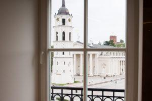 """""""Kempinski"""" viešbučiui pirmieji veiklos metai Vilniuje buvo sėkmingi"""