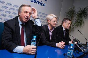 P. Gylys traukiasi iš politikos, V. Vasiliauskas kandidatuos be partijos