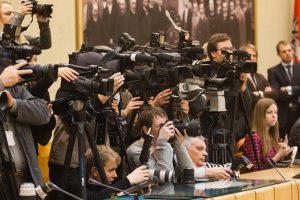 Šiemet išaugo nepasitikėjimas žiniasklaida