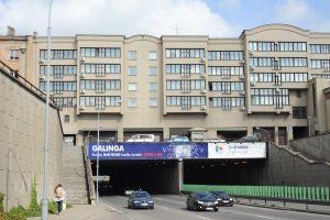 Seimo viešbučio langams – daugiau nei pusė milijono eurų