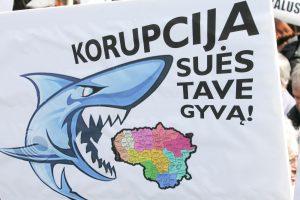 STT teigia sulaukianti daugiau gyventojų pranešimų dėl korupcijos