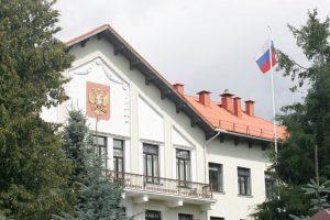 Rusijos diplomatai paliks Turniškes