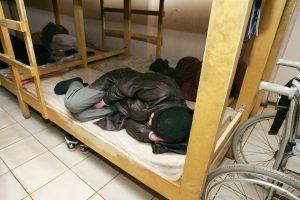 Pas benamį nakvynės namuose policija rado narkotikų