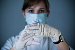 Kariams nepanaudota vakcina nuo gripo skiepys civilius