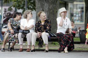 Po 2020-ųjų – trečdaliu mažesnės pensijos?