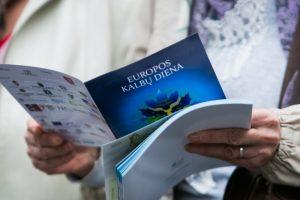 Europos kalbų dieną – ypatingas dėmesys kalbų mokymuisi