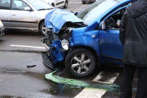 Vairuotojams pildant deklaracijas dėl avarijos, įvyko dar dvi avarijos